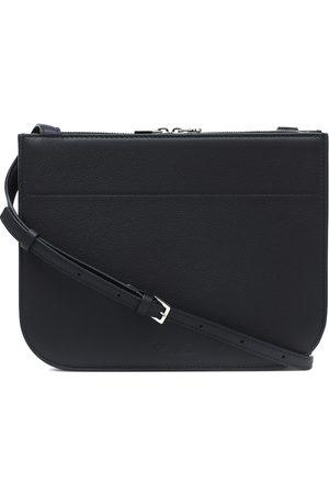 Loro Piana My Way P leather crossbody bag