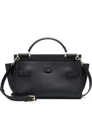 Dolce & Gabbana Sicily Small leather shoudler bag