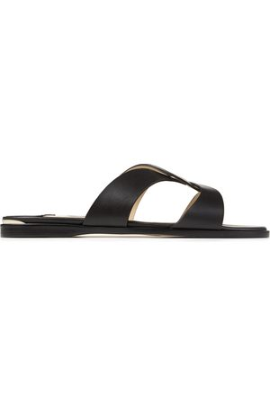 Jimmy Choo Women Flat Shoes - Atia Flat