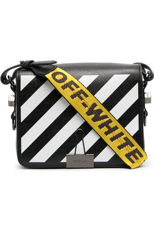 OFF-WHITE Women Shoulder Bags - Diag-stripe shoulder bag