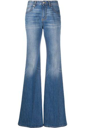 Victoria Victoria Beckham San Fran high-rise flared jeans