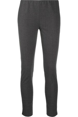 ANTONELLI Slim leg trousers - Grey