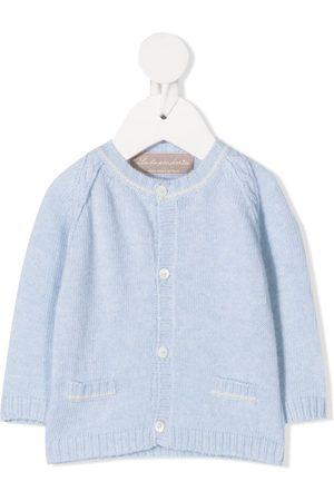 LA STUPENDERIA Knitted wool jacket