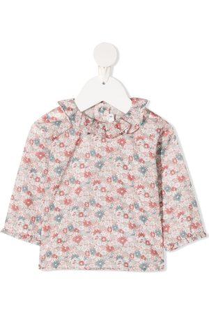 BONPOINT Liberty print blouse