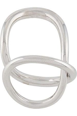 CHARLOTTE CHESNAIS Women Rings - Ribbon twist ring