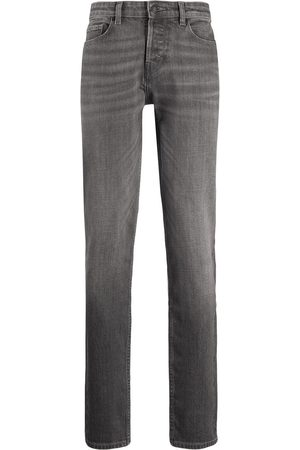 Zadig & Voltaire Washed slim-fit jeans - Grey