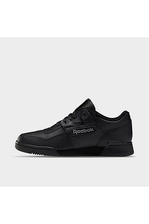 Reebok Men's Workout Plus Casual Shoes in Size 5.0 Leather