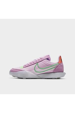 Nike Women's Waffle Racer 2X Casual Shoes in /Light Arctic