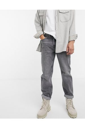 Topman Relaxed fit jeans in -Grey
