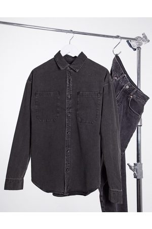 AllSaints Trellick shirt in washed