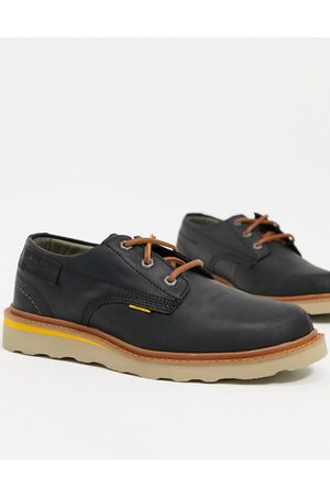Caterpillar Erpillar jackson low lace up shoes in leather