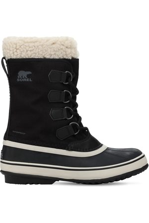 sorel Winter Carnival Waterproof Nylon Boots