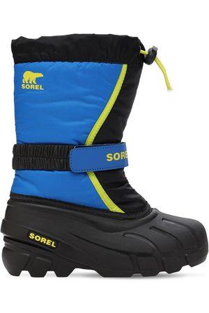 sorel Nylon Snow Boots