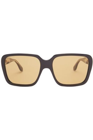 Gucci Square Acetate Sunglasses - Mens
