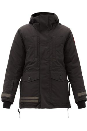 Canada Goose Toronto Hooded Quilted Down Jacket - Mens