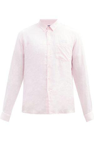 Vilebrequin Caroubis Linen Shirt - Mens