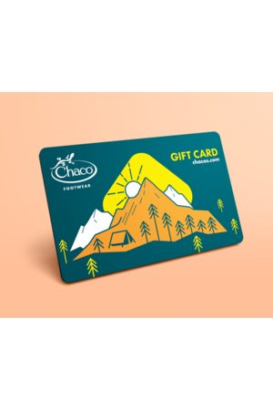 Chaco Gift Card Gift Card, Size