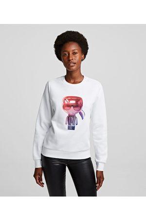 Karl Lagerfeld Women Sweatshirts - K/IKONIK 3D SWEATSHIRT