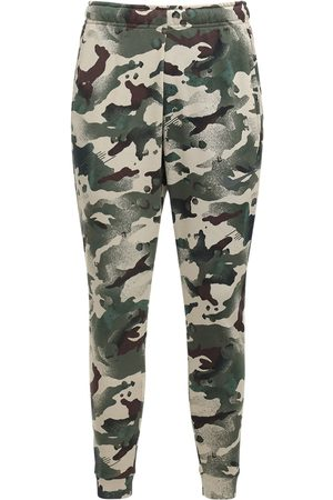 Nike Dri-fit Camo French Terry Sweatpants