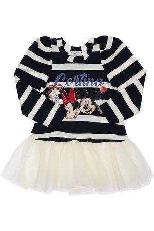 MONNALISA Minnie & Mickey Dress