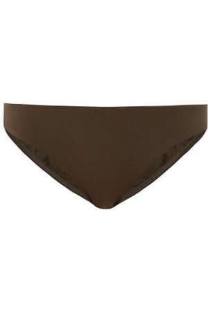 MATTEAU Women Bikinis - The Classic Bikini Briefs - Womens - Dark