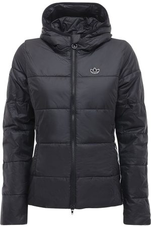 adidas Slim Tech Hooded Jacket