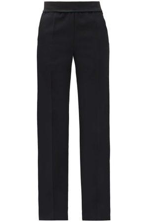 Haider Ackermann Miles Wool Straight-leg Trousers - Womens