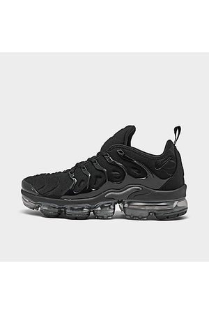 Nike Women Running - Women's Air VaporMax Plus SE Running Shoes Size 8.0 Leather/Suede