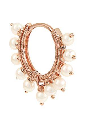 Maria Tash Pearl & Rose- Earring - Womens - Rose