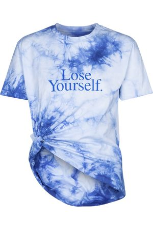 Paco rabanne Tie-dye cotton T-shirt