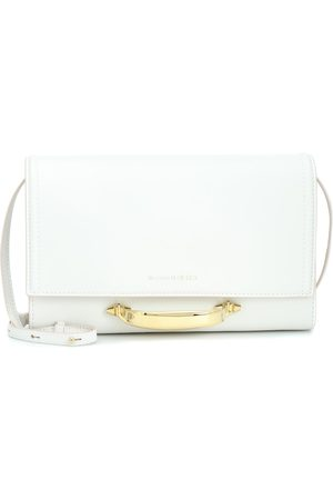 Alexander McQueen The Story Small leather shoulder bag