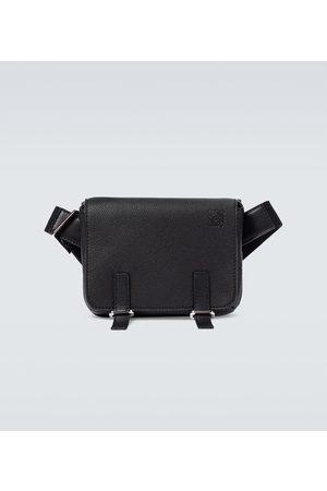 Loewe Military grained leather belt bag
