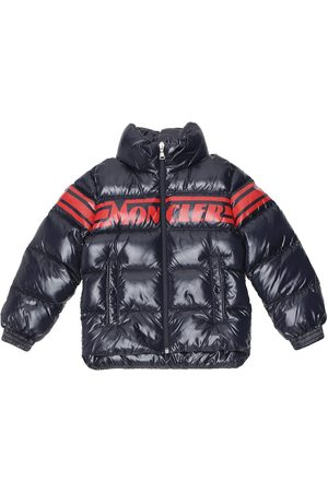 Moncler Saise logo down jacket