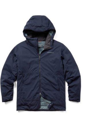 Merrell Men Rainwear - Men's Whisper Rain Insulated Jacket, Size: XL