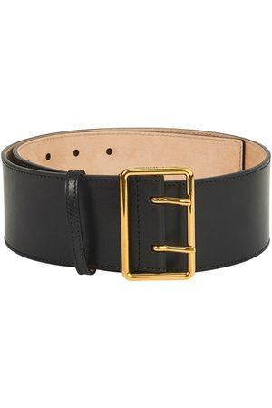 Alexander McQueen Women Belts - Military belt
