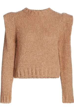 NAADAM Women's Puff-Sleeve Sweater - - Size XS