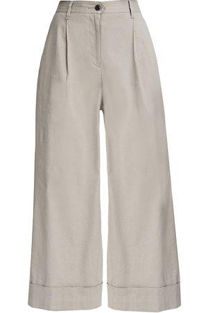 RAG&BONE Women's Ivy Linen-Blend Culottes - - Size 10
