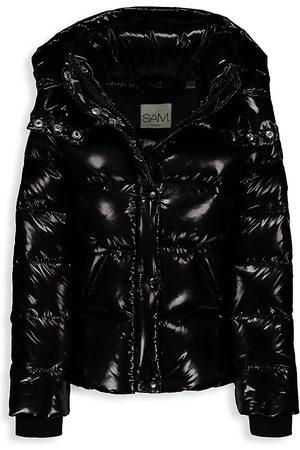 SAM. Girl's Annabelle Down Puffer Jacket - - Size 10