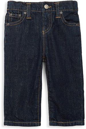 Ralph Lauren Baby Boy's Hampton Straight Stretch Jeans - - Size 24 Months