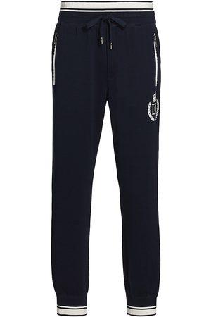Dolce & Gabbana Men's Crown Jersey Sweatpants - - Size 54 (38)