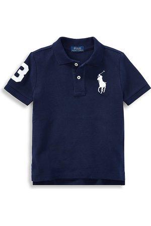 Ralph Lauren Little Boy's & Boys Tennis Tail Cotton Polo - - Size 2