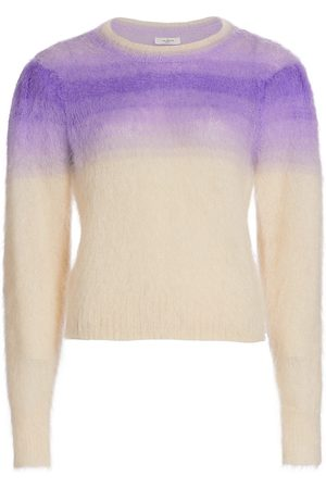 Isabel Marant Women's Deniz Ombre Crewneck Sweater - - Size 38 (6)