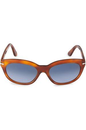 Persol Women's 55MM Cat Eye Sunglasses