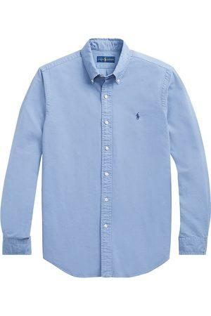 Polo Ralph Lauren Men's Oxford Cotton Shirt - - Size XXL