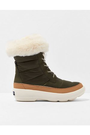 American Eagle Outfitters Sperry Bearing Plushwave Boot Women's 7