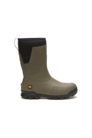 "Caterpillar Stormers 11"" Boot Olive Night, Size 7M"