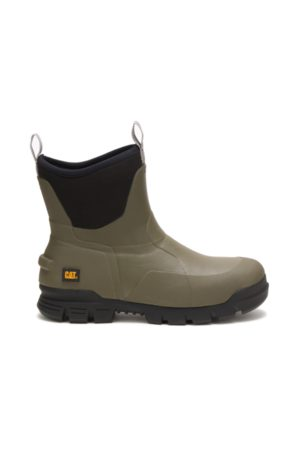"Caterpillar Stormers 6"" Boot Olive Night, Size 7M"