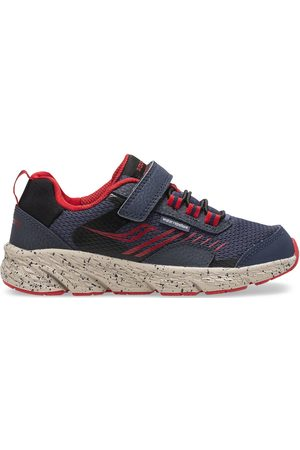 Saucony Wind Shield A/C Sneaker NavyRed