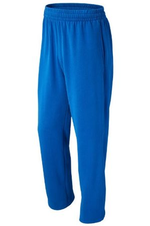 New Balance Men Pants - Men's Baseball Sweatpant - Blue (TMMP502TRY)