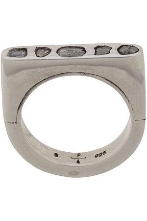 PARTS OF FOUR Sistema diamond pavé ring
